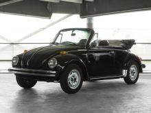 VW Beetle 1303 LS Cabriolet, Model Year 1979