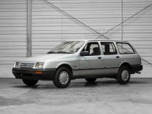 Ford Sierra Turnier Laser, Model Year 1986