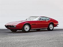 Maserati Ghibli 4.7 Tipo AM115, Model Year 1968