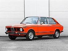 BMW 1802 Touring, Model Year 1974