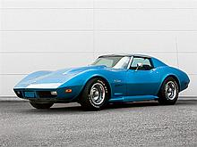 Chevrolet Corvette C3 Stingray Convertible, Model Year 1974