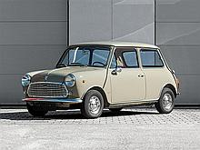 BMC Mini Cooper MK III, Model Year 1970