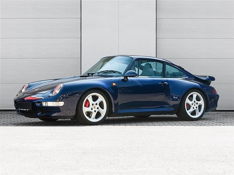 Porsche 993 Turbo, Model Year 1996