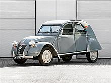 Citroen 2CV-AZ/1, Model Year 1957