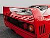 Ferrari F40, Model Year 1991