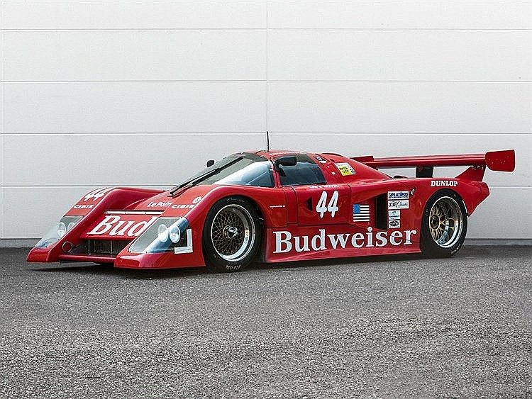 March 84G IMSA GTP Prototyp, Model Year 1984