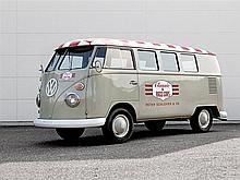 VWT1 mit Barndoor1964 grau