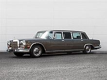 Mercedes-Benz 600 Pullman (W 100), Model Year 1967