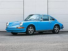 Porsche 911 2.2E Coupé, Model Year 1970