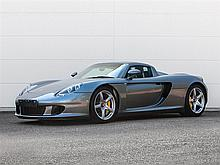Porsche Carrera GT (Type 980), Model Year 2005
