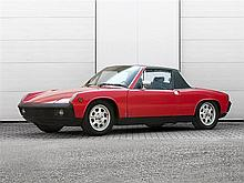 Porsche 914/4 2.0 Targa, Model Year 1973
