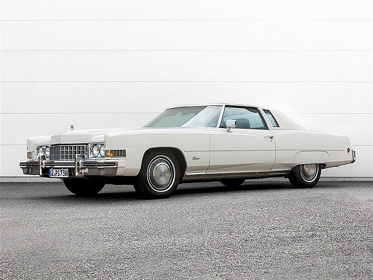 Cadillac Eldorado, Model Year 1973