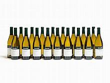 3 original wooden cases, 18 bottles 2011 Gaja Gaia & Rey