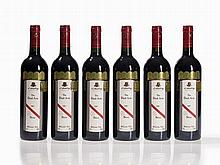 6 bottles 2001 d'Arenberg The Dead Arm Shiraz, McLaren Vale