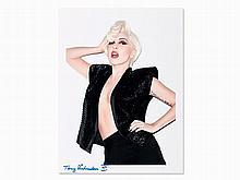 Terry Richardson, Lady Gaga, Digital Print, circa 2014