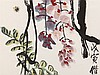 QI Baishi (1864-1957), Wisteria and Insects, Woodcut, 20th C., Qi Baishi, €500