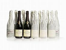 12 Btl Moët & Chandon La Trilogie des Grands Crus, Champagne