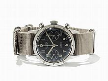 Airain Type 20 Military Flyback Chronograph, C. 1960