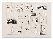 Friedrich G. Scheuer, Kreatürlich, Lithograph, 1972