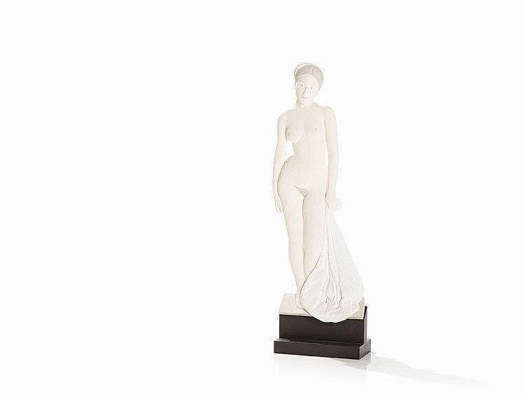 Albert Ricken (b. 1970), Lydia, Relief Sculpture, 2007