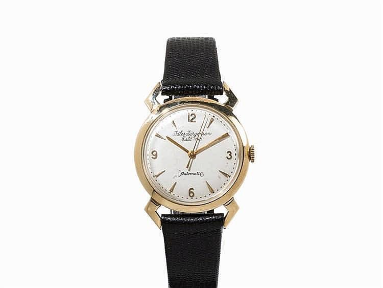 Jüles Jürgensen Gold Wristwatch, c. 1950