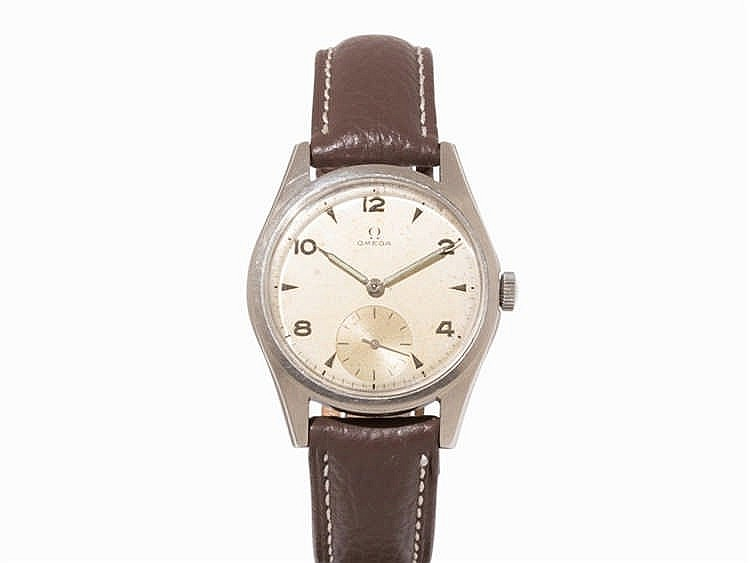 Omega Vintage Wristwatch, Ref. 2536-3, c. 1950