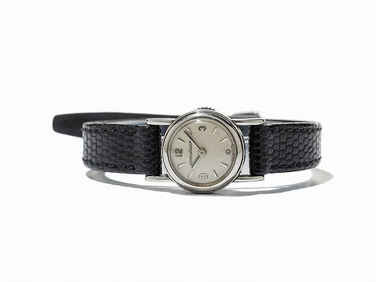 Jaeger-LeCoultre Backwind Women' Watch, Around 1955