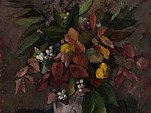 Emil Beischläger (1897-1977), 'Autumn Bouquet', 1957