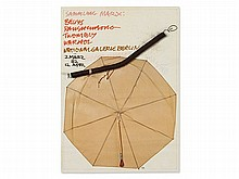 Rauschenberg, Warhol, Beuys, Twombly, Signed Poster, 1982