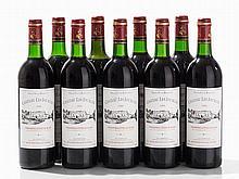 9 Bottles 1989 Château Les Joualles, Bordeaux Supérieur