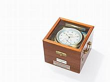 Glashütte Marine Quartz Chronometer, Germany, C. 1986