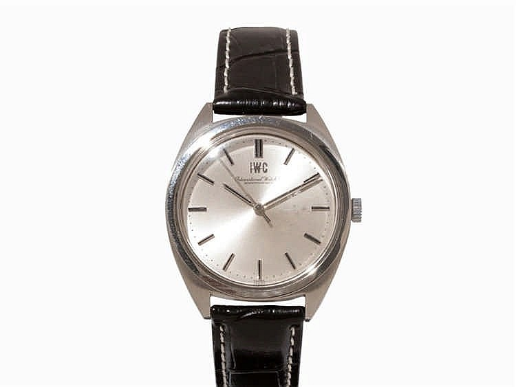 IWC Vintage Wristwatch, Switzerland, c. 1971
