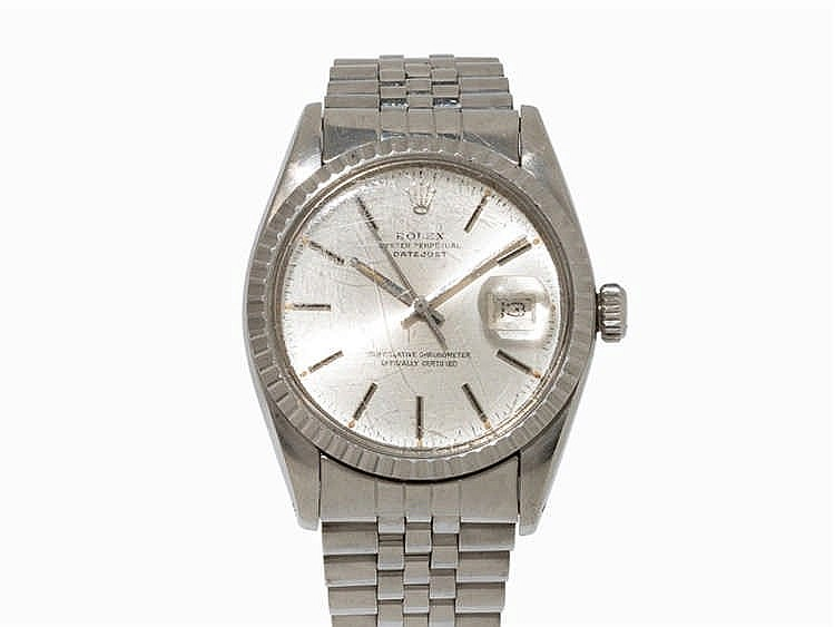 Rolex Datejust, Ref. 16030, Switzerland, c. 1978