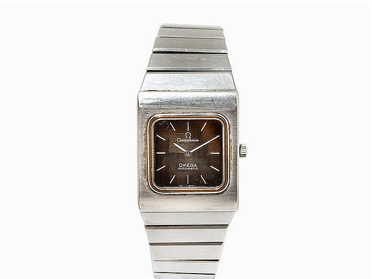 Omega Constellation Automatic, Ref. 555.0012, c. 1973