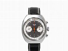 Heuer 'Barrel Case' Chronograph, Ref. 73373, c. 1975