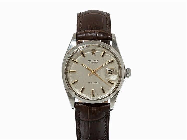 Rolex Oyster Date, Ref. 6694, Switzerland, c. 1971