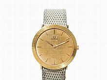 Omega Gold Wristwatch, Ref. 14738.1, Switzerland, C. 1961