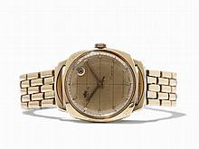 Fortis Trueline Wristwatch, Switzerland, Around 1965