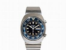 Bulova Accutron Wristwatch, Switzerland, c. 1974