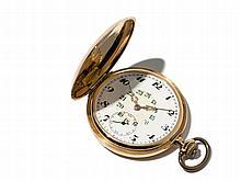 Golden Pocket Watch, Around 1900