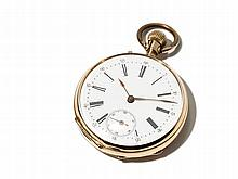 Gold Pocket Watch, Around 1900