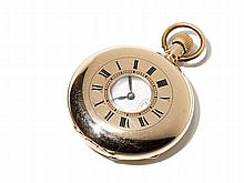 IWC Golden Pocket Watch, Switzerland, Around 1900