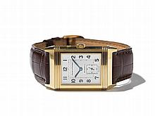 Jaeger LeCoultre Reverso Duo Face, Wristwatch, Around 2000