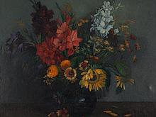 Amandus Faure (1874-1931), Splendid Summer Bouquet, c. 1920