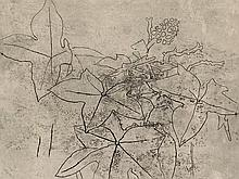 Georges Braque (1882-1963), Etching 'Le Lierre', 1955