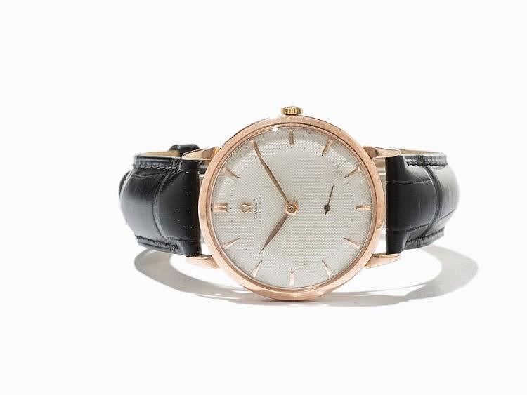 Omega Honeycomb Wristwatch, Ref. 2398, Switzerland, 1951