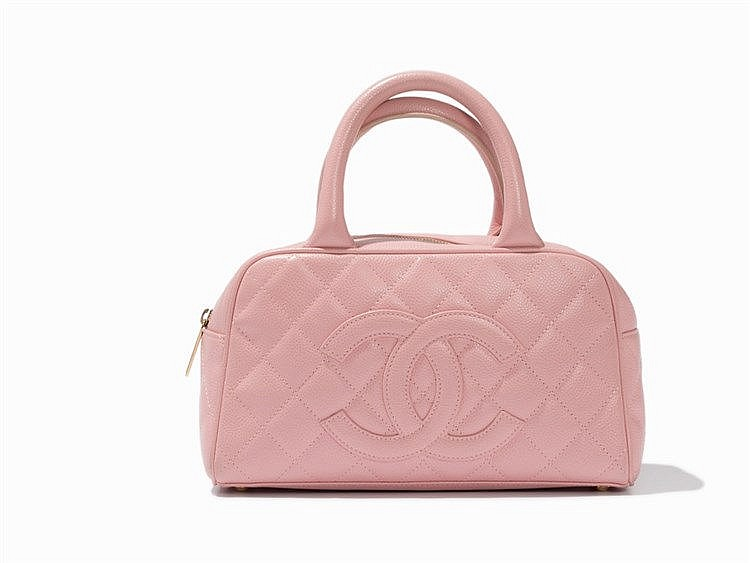 Chanel Quilted Caviar Bag, France, 2003/04