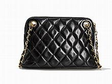 Chanel, Quilted Lambskin Chain Shoulder Bag, Italy, 1986/88
