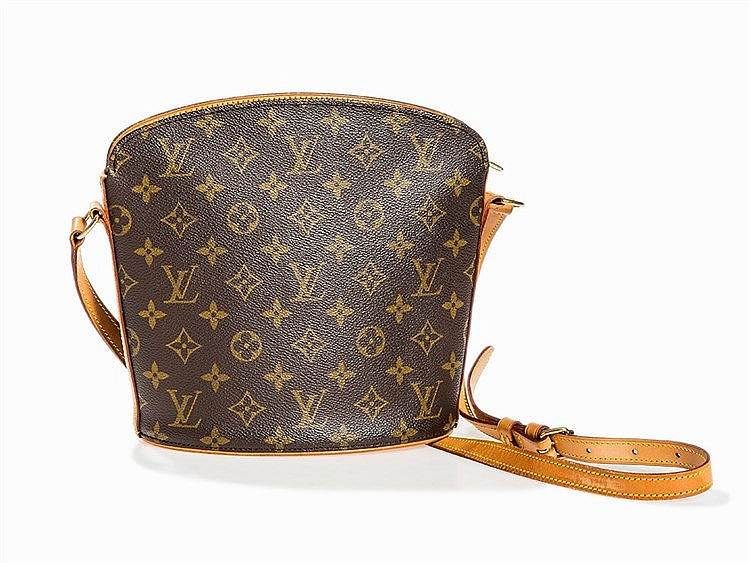 Louis Vuitton, Monogram Drouot, France, 1996