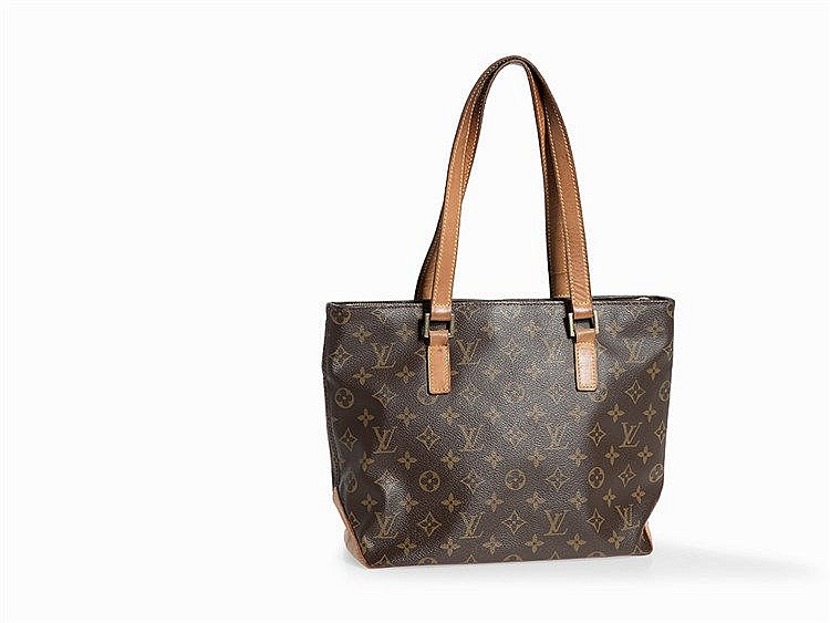 Louis Vuitton, Hand Bag 'Cabas Piano', Monogram Canvas
